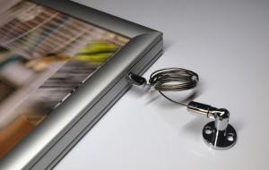 LEDFrame čelične sajle za vešanje displeja PRO serija