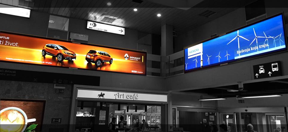 FL80 LED LightBox Airport